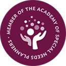 Member of the Academy of Special Needs Planners | Dennis M. Sandoval
