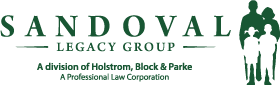 Sandoval Legacy Group, A division of Holstrom, Block & Parke, a private law corporation